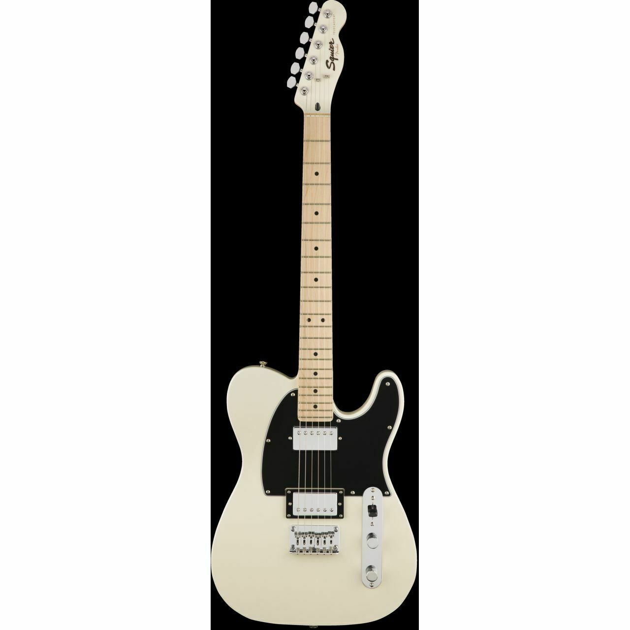 This Squier Telecaster electric guitar is for sale - SQUIER Contemporary TELECASTER Hh Pearl White