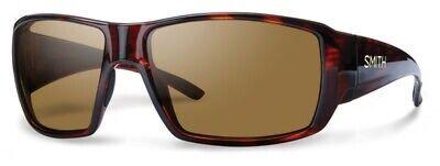 NEW Smith SMT GuidesChoice Sunglasses 0HGC Brown Havana 100/% AUTHENTIC