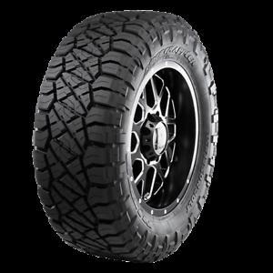 1 New 33x12.50R18 Nitto Ridge Grappler Tire 33125018 33 12.50 18 1250 12 ply