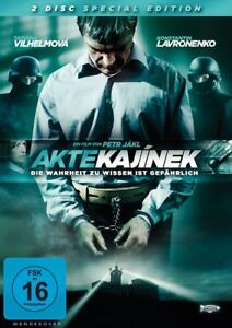 Akte Kajinek [Special Edition] [2 DVDs] ZUSTAND SEHR GUT