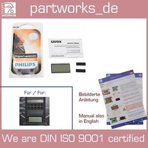 Horloge-Numerique-Affichage-Pour-VW-Golf-MK1-MK2-I-II-Indicateur-Combine-Montre