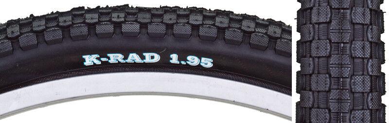Kenda K-Rad Neumático Sunlt 26x1.95 Bk   Bsk , Krad K905