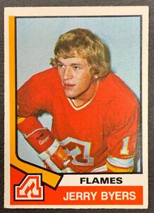 1974-75-O-Pee-Chee-Hockey-273-Gerry-Byers-RC-Atlanta-Flames