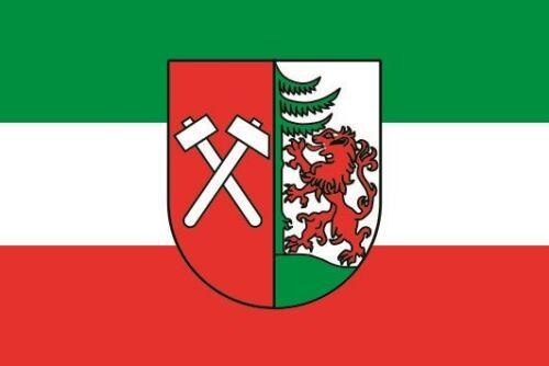 Aufkleber Lübtheen Flagge Fahne 30 x 20 cm Autoaufkleber Sticker