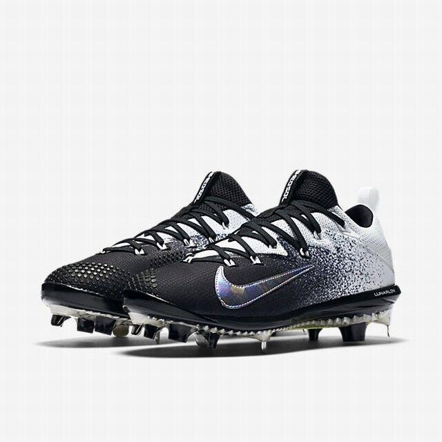 Nike Lunar Vapor Ultrafly Elite UOMO Baseball Baseball Baseball Tacchetti 852686-100 3a1028