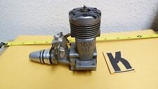 VTG PRE OWNED CL CONTROL LINE REMOTE RC ENYA 60 MODEL 7032 ENGINE MOTOR BOX4-K