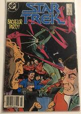 The Next Generation Comic Book #48 Star Trek DC Comics 1993 NEAR MINT UNREAD