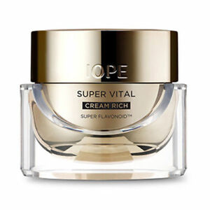 IOPE-Super-Vital-Cream-Rich-50ml-2018-NEW-ADVANCED-Free-Tracking-Number