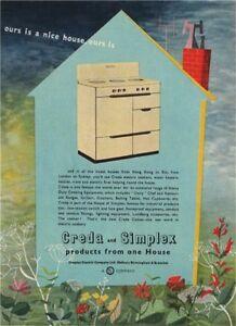 DOMESTIC-APPLIANCE-ADVERT-Simplex-Electric-Co-Ltd-1951-old-vintage-print