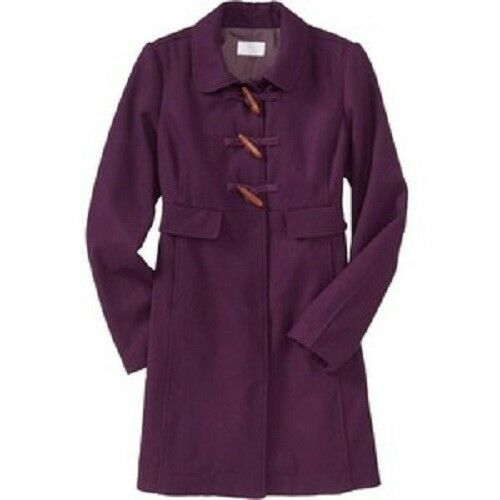 M,L $98.00 NWT OLD NAVY CLASSIC WINTER TOGGLE COAT SIZE
