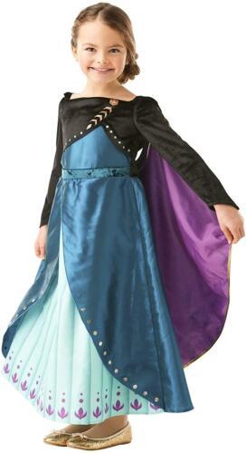 Rubie/'s Official Disney Frozen 2 Anna épilogue Enfant Déguisement//Costume