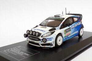 IXO-DIECAST-CLUB-1-43-escala-4D010-Ford-Fiesta-RS-WRC-Rally-de-Suecia-2015
