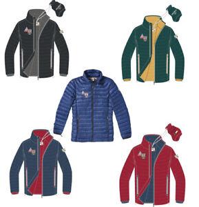 Details zu Dolomite CINQUANTAQUATTRO Daunenjacke Herren Lightweight Neu UVP 269. € Größe L