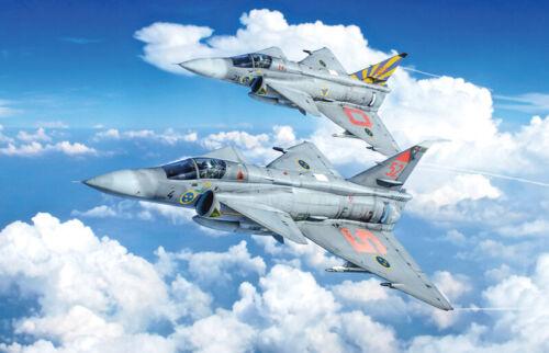 1:48 Italeri 2785 Saab JA-37//AJ-37 /'Viggen/'