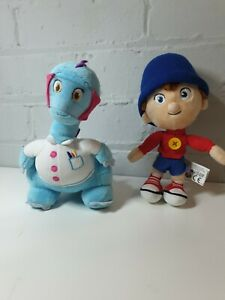 DREAMWORKS-Noddy-and-Smartysaurus-8-034-da-Noddy-Peluche-peluche-giocattolo-Bundle