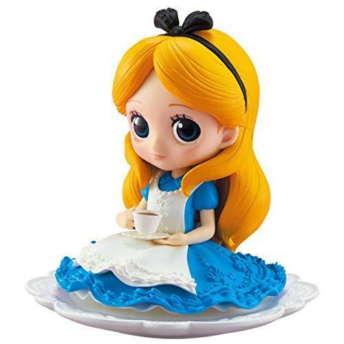 Banpresto Q posket Disney SUGIRLY Characters Alice normal color JAPAN OFFICIAL