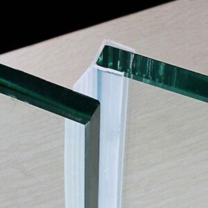 f r 6 12mm glas duschbad t r fenster f silikon gummi glasur dichtung gestreift ebay