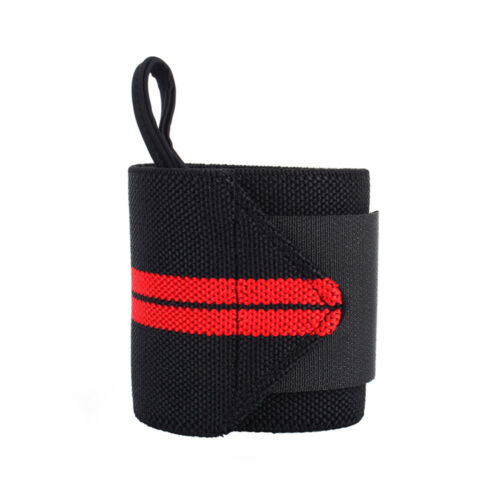 Sport Accessory Men Fitness Support Weight Bandage Lifting Strap Wrist Wrap