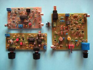 Kit récepteur radioamateur - Ham radio receiver kit