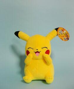 Offiziell-30Cm-Pokemon-Pikachu-Pluschtiere-Kuscheltier-Plusch-Stofftier-Puppe