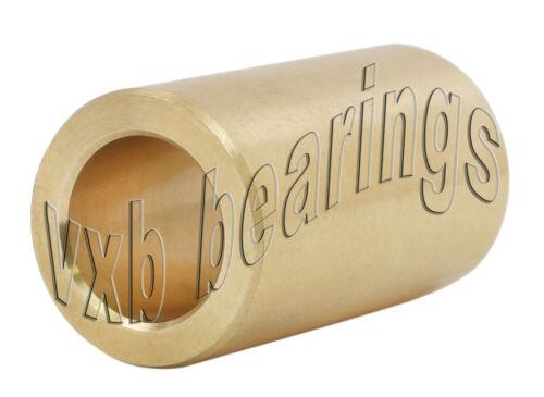 """5//16/""""X1//2/""""X1/"""" Inch Bearing Bronze Cast Bushing Plain Sleeve Bearings 17830"""