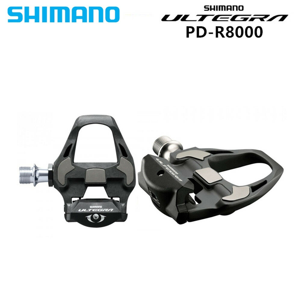 SHIMANO ULTEGRA PD-R8000 Auto-Bloqueo de Bicicleta de Carretera Bicicleta Pedales SPD