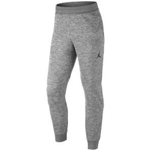 bb74d56f77a4 Nike Jordan XX9 Men s Heather Grey Travel Pants Sweatpants Size 2XL ...