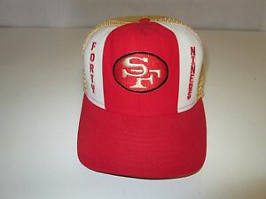 Vintage-San-Francisco-49ers-Forty-Niners-NFL-Football-Snapback-Hat-Cap