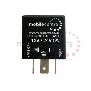 image is loading led-flasher-relay-upgrade-for-lucas-style-wiring-