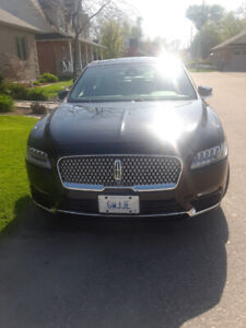 2017 Lincoln Continental Reserve, AWD