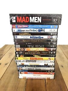 Special-Edition-Various-DVD-Lot-Of-20-Mixed-New-Used-Something-For-Everyone