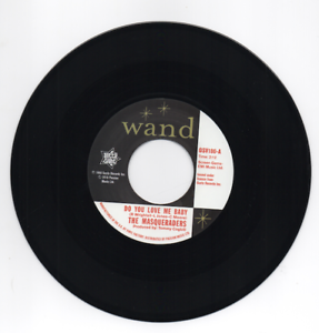THE-MASQUERADERS-Do-You-Love-Me-Baby-NORTHERN-SOUL-45-OUTTA-SIGHT-60s-7-034-Vinyl