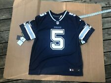 Dan Bailey Dallas Cowboys Authentic Nike Limited Stitched Blue ...