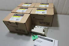 GE TNI62 REV 09 Model 4 Insulated Groundable Neutrals 60amp 600V Lot of 5 New!