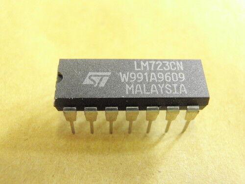 IC BAUSTEIN LM723     DIP           16532-123