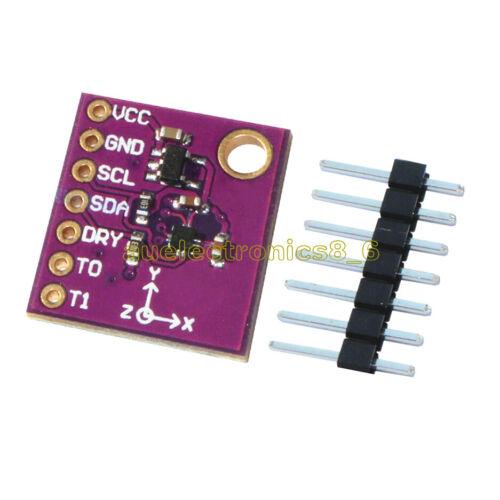 LSB Replace HMC5883L HSCDTD008A 3-Axis Compass Magnetic Sensor Module 0.15μT