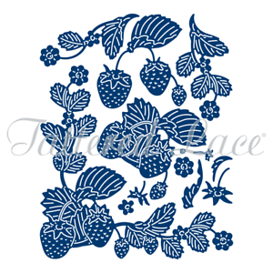 454774 Tattered Lace Fresa planta Die