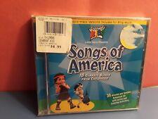 Songs of America by Cedarmont Kids (CD, Jun-2002, Benson Records)