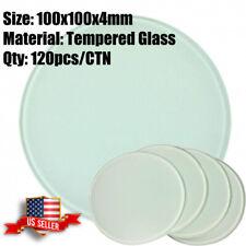 120pcsctn Round Sublimation Blank Glass Coaster Dia 39 Heat Press
