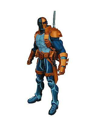 The New 52 Super Villains Deathstroke Action Figure Dc Collectibles