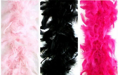 New Chandelle feather Boa pretend play princess tea party Valentines pink