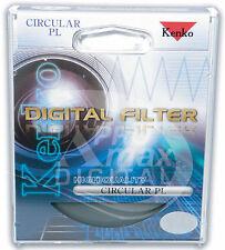 Kenko 62mm CPL Filter for Sony Nikon Sigma Olympus Lens