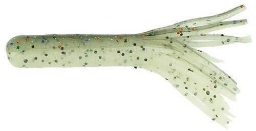 Dry Creek Laminates Twisted Tube 3 1//2 inch Soft Plastic Tube 8 pack Bass Lure