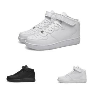 Men-039-s-Sport-Athletic-Running-Casual-High-Top-Breathable-Sneakers-Street-Shoes-Sz