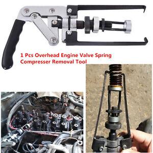 valve spring compressor engine ohv ohc chv seal keeper removal
