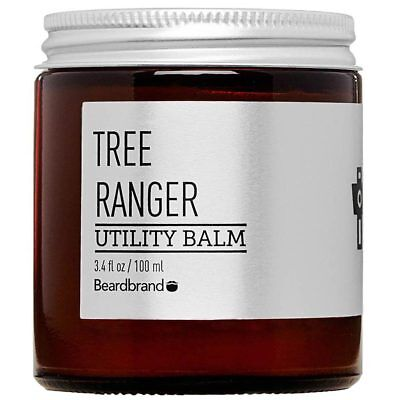 Beardbrand Utility Beard Balm Tree Ranger 120ml **QUICK POST**OZ SELLER**
