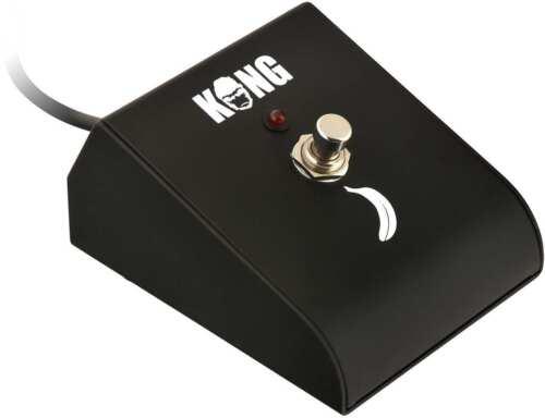 KONG Fußschalter FS-1 Fuss Schalter Foot Switch Gitarre Amp VerstärkerNeu