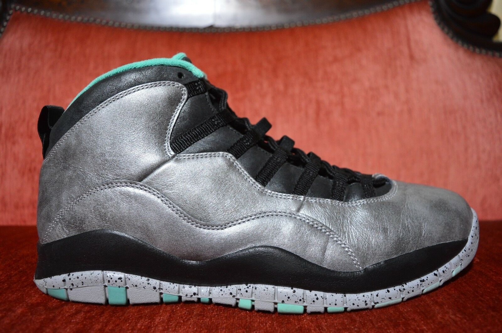 Men's Nike Air Jordan 10 Retro 705178-045 Lady of Liberty Statue 705178-045 Retro Size 13 6c3e46