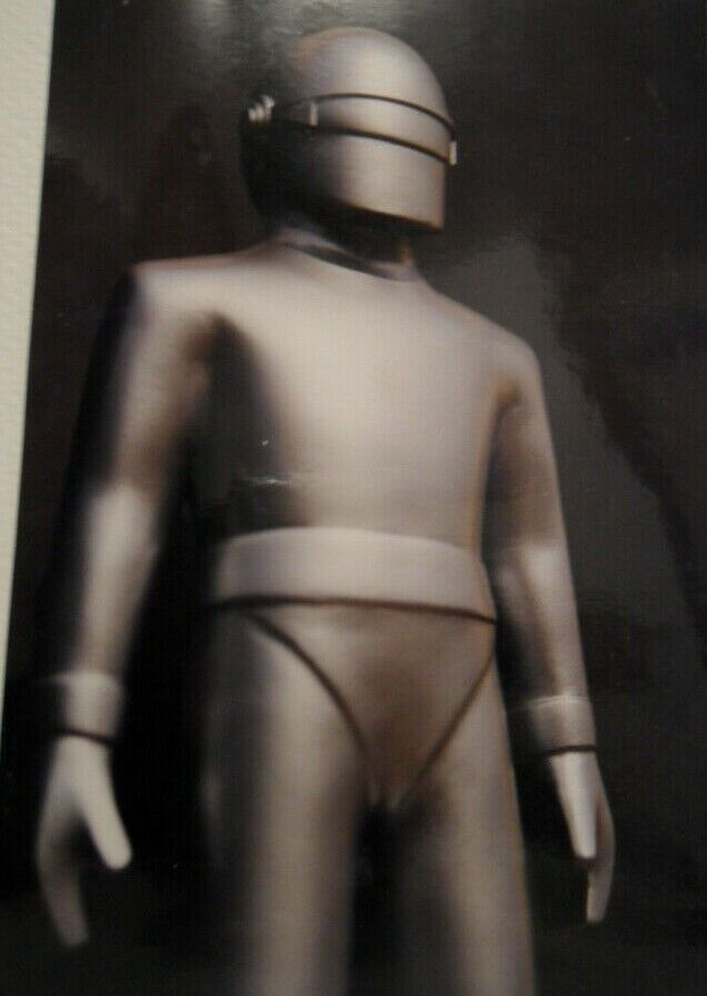 Il giorno della Terra  si è fermato Gort 12  Robot Statua, guarda Fresco RARO  comprare sconti