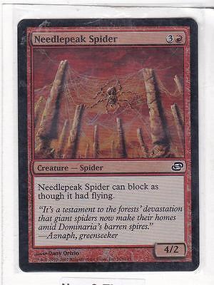 Needlepeak Spider Planar Chaos